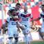 Ο παίκτης της Βέροιας Πάμπλο Βιτι πετυχαίνει το 0-1 και πανηγυρίζει με τους συμπαίκτες του, κατά τη διάρκεια του αγώνα ΠΑΝΙΩΝΙΟΣ - ΒΕΡΟΙΑ για το Πρωτάθλημα της Σούπερ Λιγκ στο γήπεδο Νέας Σμύρνης, το Σάββατο 24 Σεπτεμβρίου 2016. ΑΠΕ-ΜΠΕ/ΑΠΕ-ΜΠΕ/ΠΑΝΑΓΙΩΤΗΣ ΜΟΣΧΑΝΔΡΕΟΥ