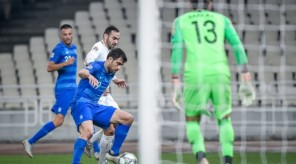 UEFA NATIONS LEAGUE / ÅËËÁÄÁ - ÅÓÈÏÍÉÁ (ÖÙÔÏÃÑÁÖÉÁ: ÌÉ×ÁËÇÓ ÊÁÑÁÃÉÁÍÍÇÓ / EUROKINISSI)